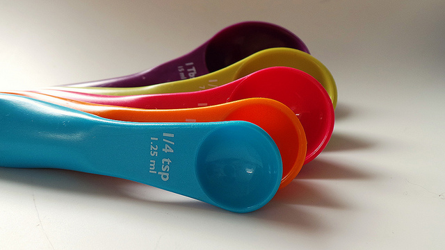 Cuillères mesures Spoon