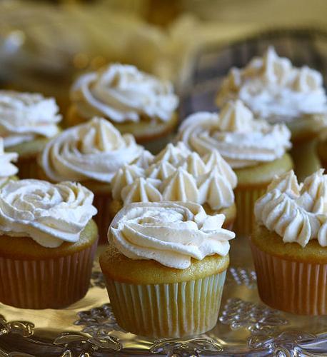Cupcakes Saumon St Moret