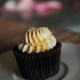 Glacage cupcakes beurre caramel et fleur de sel
