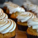 Glacage meringue pour cupcake