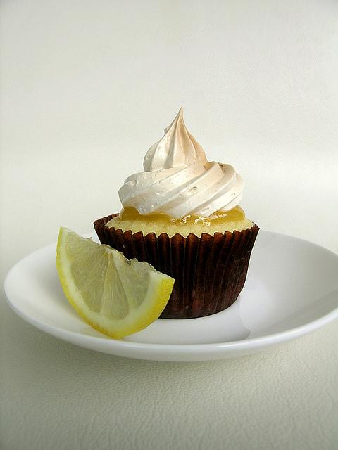 Meringue pour cupcakes