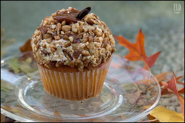 Cupcakes noisette praliné